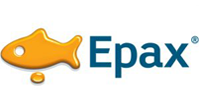 logo poisson jaune Epax